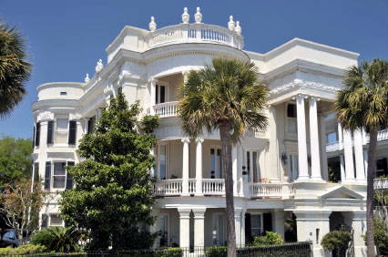Historic Downtown Charleston Real Estate | Luxury and