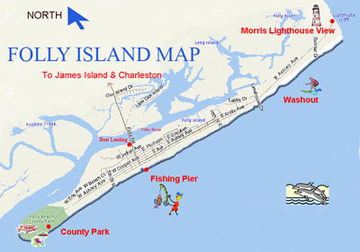 Folly Beach Island Real Estate