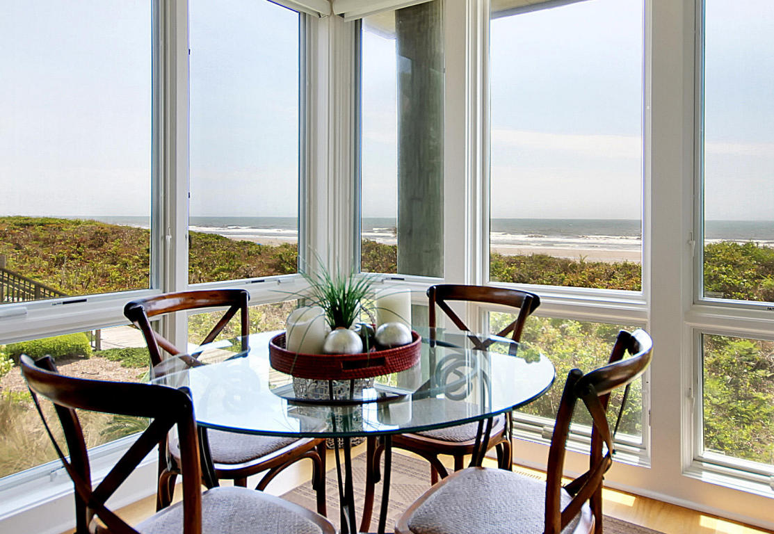 Beachfront Villa On Kiawah Island