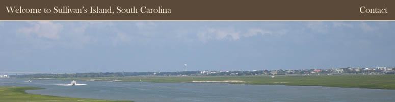 Sullivan's Island homes for sale